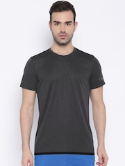 Adidas Charcoal Grey UNCTL CLMCH T-shirt