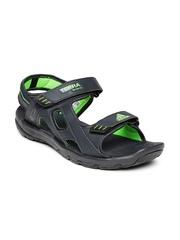 Adidas Men Navy Kerio Mesh 4.0 Sports Sandals