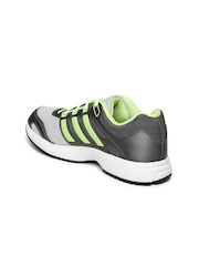 Adidas Men Lime Green & Grey KRAY 3.0 Running Shoes