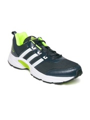 Adidas Men Dark Green Ermis Running Shoes