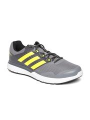 Adidas Men Grey Duramo 7 Running Shoes