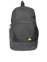 Adidas Unisex Black NGA 1.0 M Backpack
