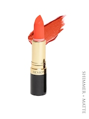 Revlon Super Lustrous Matte Fiery Sunset Lipstick 005