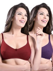 Sonari Pack of 2 Full-Coverage Bras