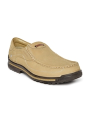 Windsor by Liberty Men Camel Brown Casual Shoes