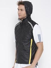 Proline Active Black Hooded Jacket
