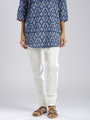 Fabindia Off-White Churidar
