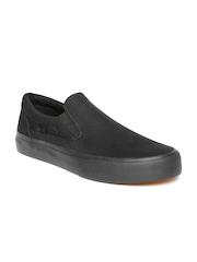 DC Men Black Casual Shoes