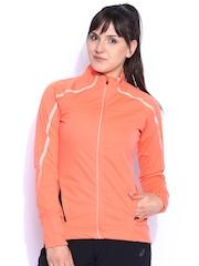 ASICS Coral Orange Jacket