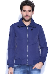 Being Human Clothing Blue Jacket