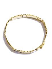 Sukkhi Gold & Rhodium-Plated Bracelet