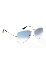Ray-Ban Men Aviator Sunglasses 0RB3025I001/3F58-001/3F
