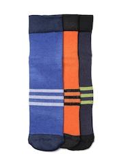 Adidas Unisex Pack of 3 Above Ankle-Length Training Socks