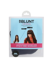 BBLUNT Black Straight Fringe Clip-in Hair Extension