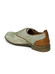 Levi's Men Taupe Suede Casual Shoes