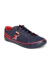 Sparx Men Navy Canvas Shoes