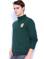 Wrangler Green Sweatshirt