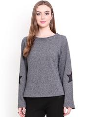 Instacrush Grey Sweatshirt