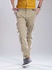 Tommy Hilfiger Khaki Cargo Trousers