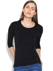 Colors Couture Black Top