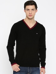 Arrow Sport Black Sweater