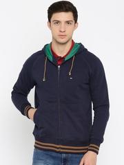 Arrow Sport Navy Hooded Sweatshirt