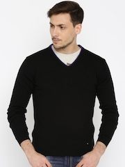 Arrow New York Black Sweater
