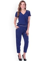 SASSAFRAS Blue Jumpsuit