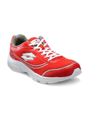 Lotto Tremor Men Red Sports Shoes