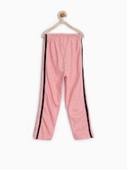 Dreamszone Girls Peach-Coloured Track Pants