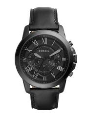 Fossil Men Black Dial Chronograph Watch FS5132I