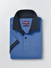 INVICTUS Blue Polo T-shirt