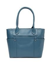 Mast & Harbour Teal Blue Shoulder Bag
