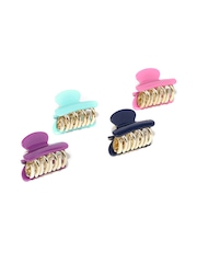 Accessorize Set of 4 Hair Grasps