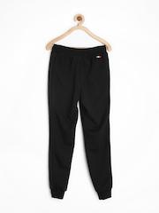 PUMA Boys Black Ferrari Track Pants