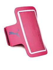 PUMA Pink Running Phone Pocket