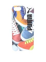 PUMA Unisex Multicoloured Printed iPhone 5 Phone Case