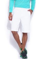 PUMA White Golf Tech Shorts