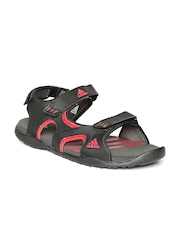 Adidas Men Black Brian 1.0 Sports Sandals