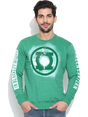 DC Comics Green Lantern Printed Sweatshirt