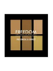 FREEDOM LONDON PROFESSIONAL Pro Conceal Palette Light/Medium