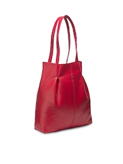 Srota Red Tote Bag