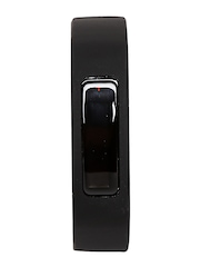 GOQii Unisex Black Smart Band with 12-month Activation Plan