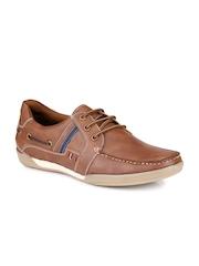 Mactree Men Brown Casual Shoes