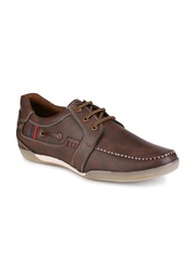Mactree Men Brown Casual Shoes