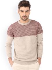 Bascis Beige Sweater