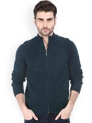 Basics Green Sweater