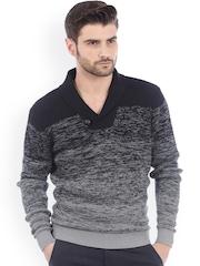 Basics Black Sweater