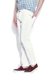 Jack-&-Jones-Off-White-Slim-Fit-Jeans
