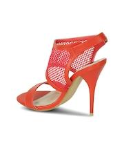 Get Glamr Women Red Heels